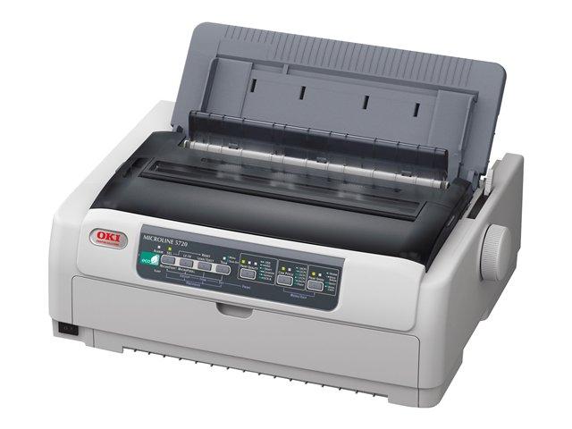 Imprimante matricielle oki microline 5720eco monochrome - livraison offerte avec le code mroffert