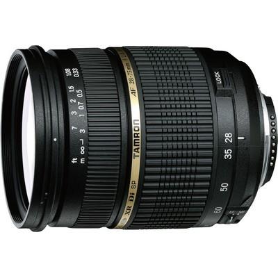 Objectif pour reflex tamron sp af 28-75mm f/2.8 xr di ld if ca...