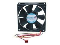 Ventilateur startech.com fanbox2 80x25mm