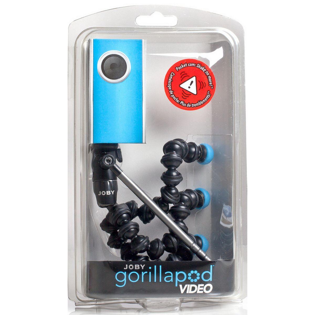 Pied gorillapod tr�pied vid�o - 5% de remise imm�diate avec le code : wd5 (photo)