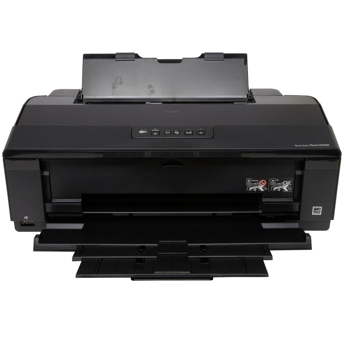 Imprimante monofonction jet d'encre epson sp1500w a3 - produit coup de coeur webdistrib.com !