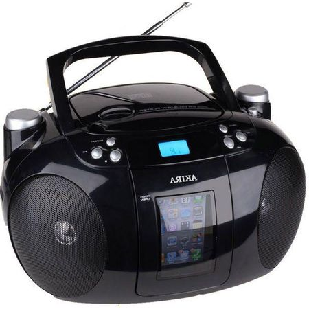 radio cd cassette akira rcc b57i akira. Black Bedroom Furniture Sets. Home Design Ideas