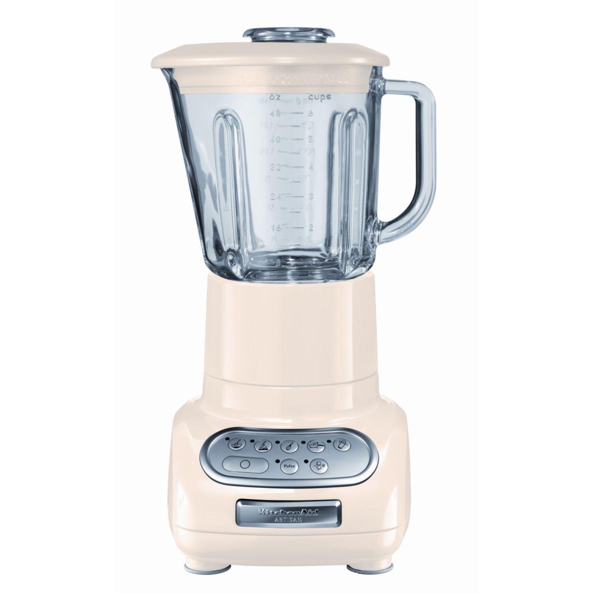 Blender kitchenaid 5ksb5553 eac creme artisan - livraison offerte : code livprem