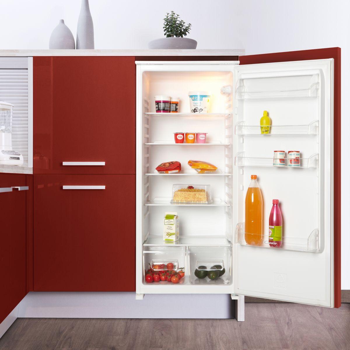 Réfrigérateur encastrable candy cfbl2150e - 10% de remise : code gam10
