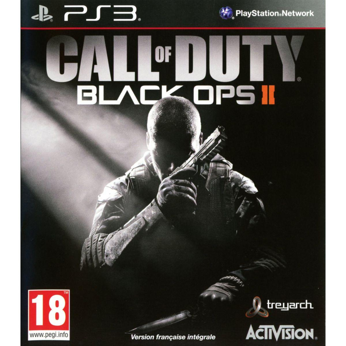 Jeu ps3 activision call of duty black ops 2 - 2% de remise immédiate avec le code : cool2 (photo)