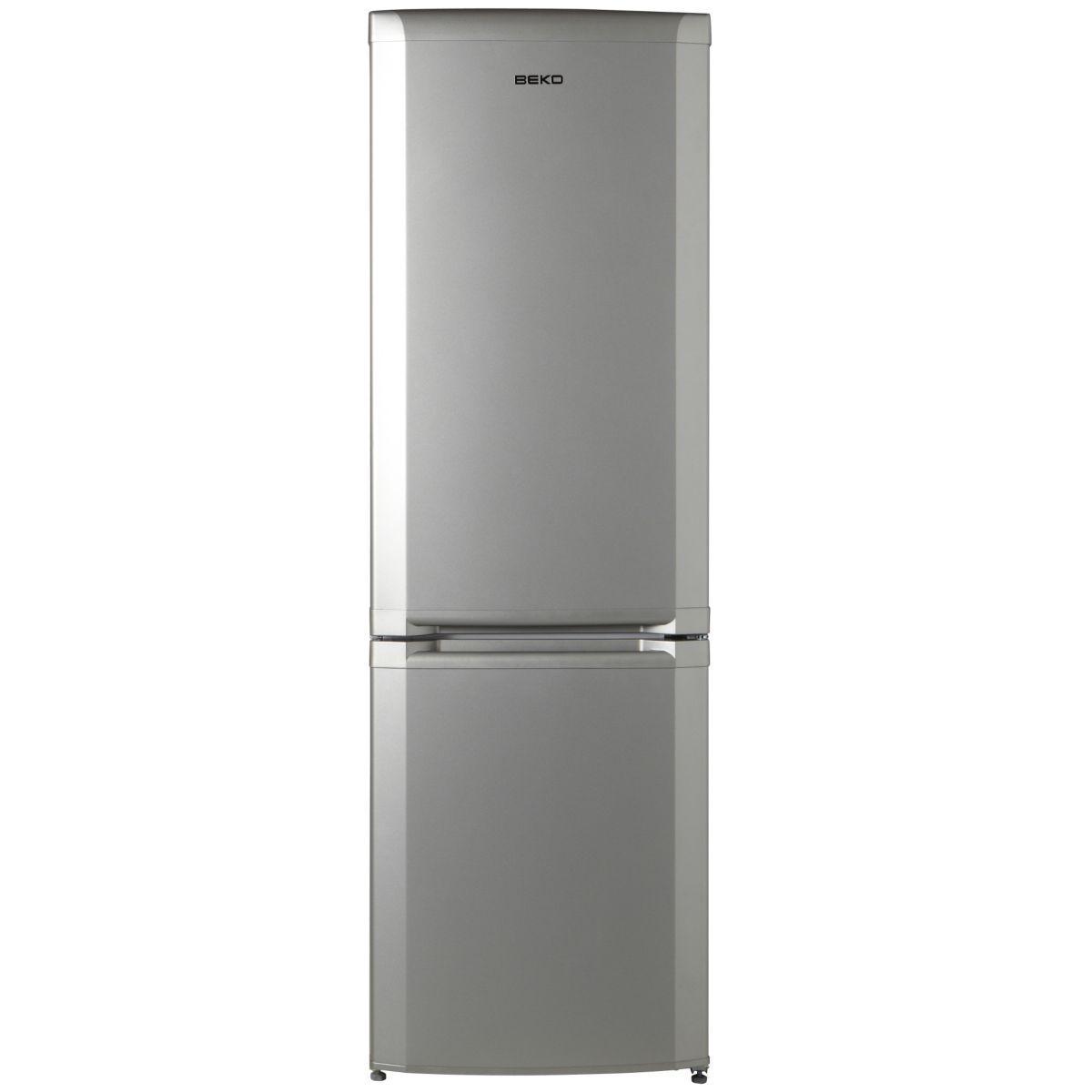 Réfrigérateur congélateur en bas beko csa29020s - 2% de remise : code gam2 (photo)