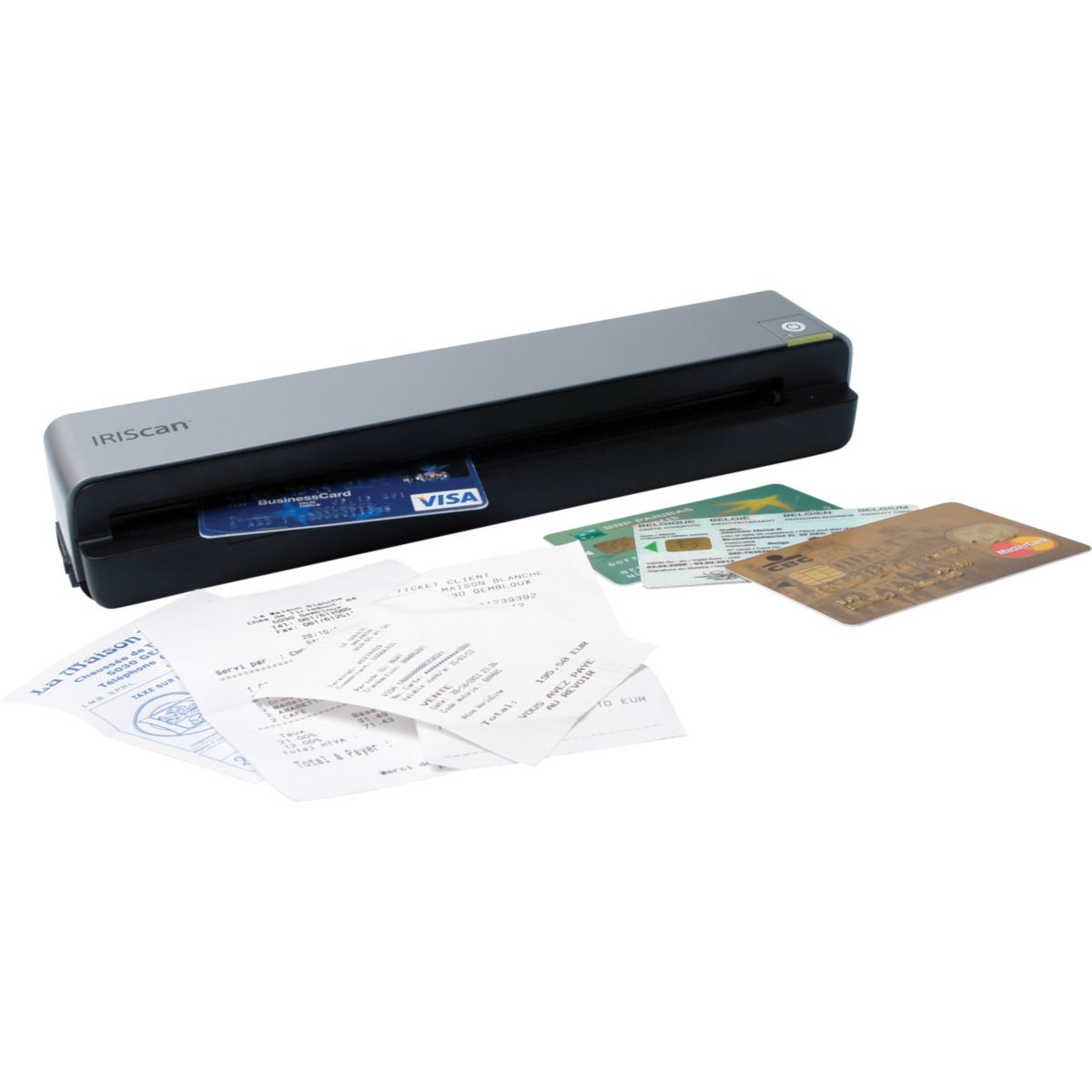 Scanner portable iris anywhere 3 - 10% de remise immédiate avec le code : wd10 (photo)