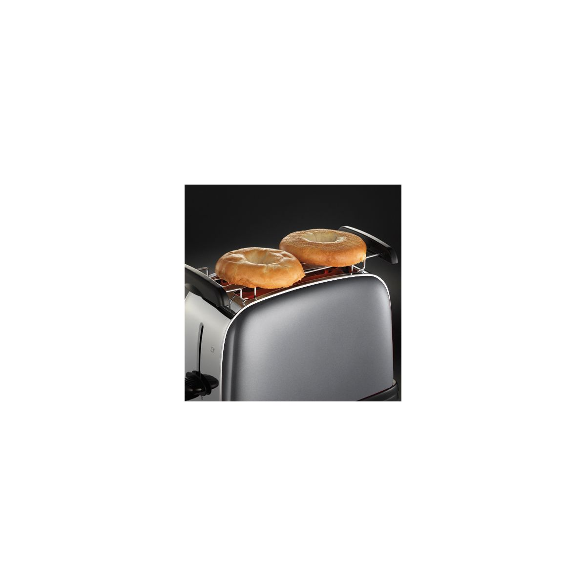 lectrom nager grille pain russell hobbs toaster gris. Black Bedroom Furniture Sets. Home Design Ideas