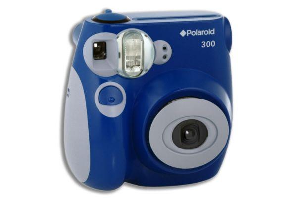 Appareil photo instantan? polaroid pic 300 bleu