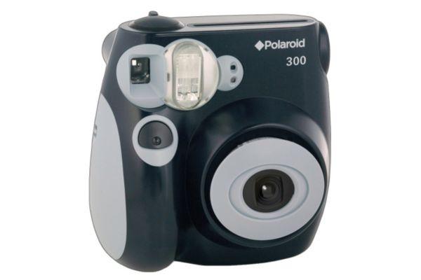 Appareil photo compact polaroid pic 300 noir (photo)