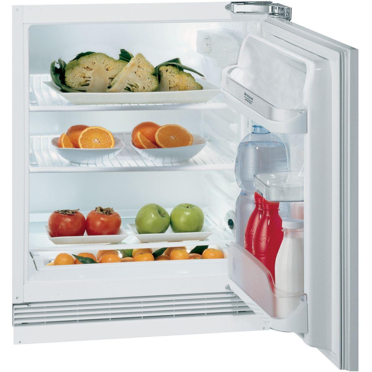 Réfrigérateur intégrable hotpoint bts 1622/ha - 20% de remise immédiate avec le code : cool20 (photo)