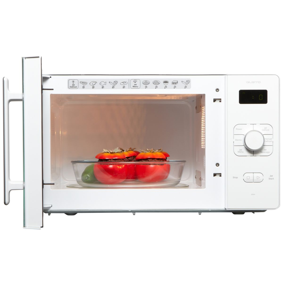 Micro-onde monofonction whirlpool gt281wh - 2% de remise : code gam2