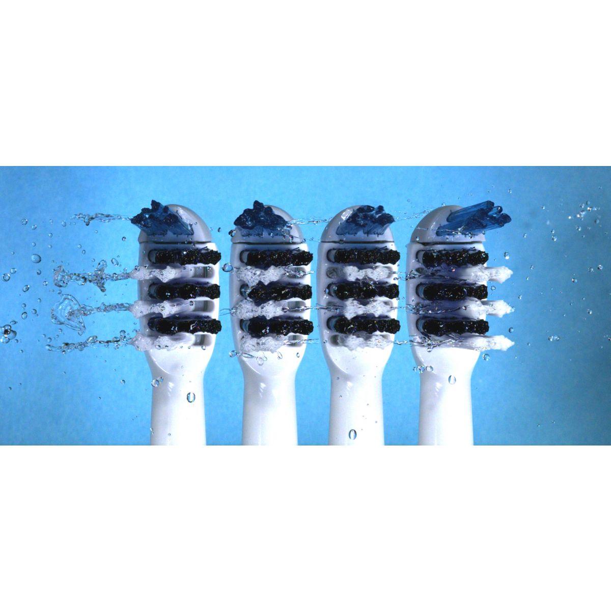 Brossette dentaire oral-b trizone x3 (photo)