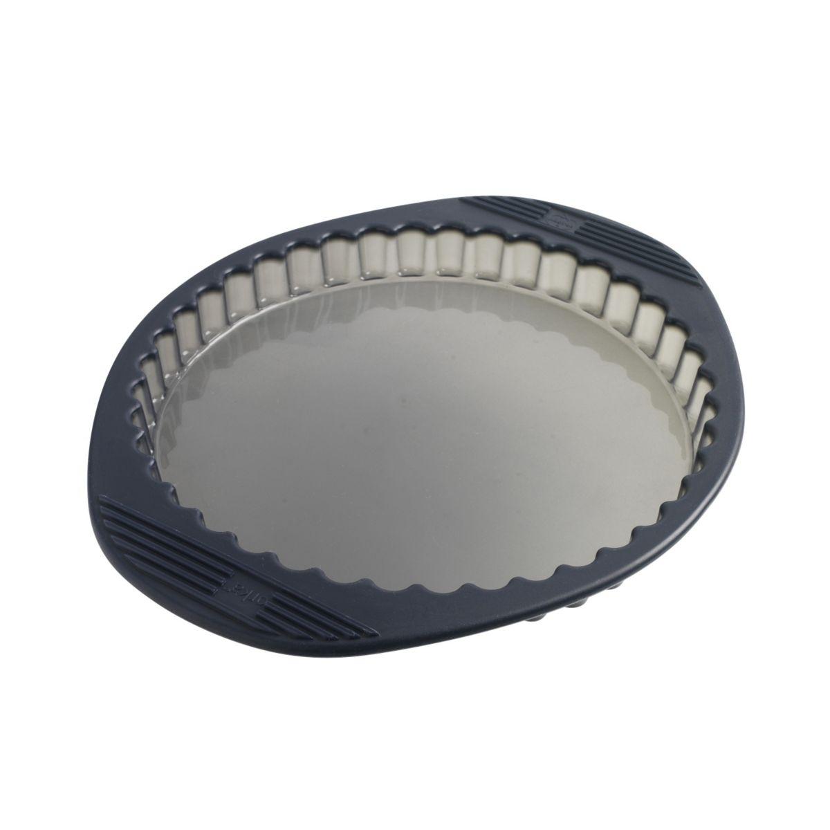 Moule en silicone mastrad � tarte diam 28cm silicone (photo)