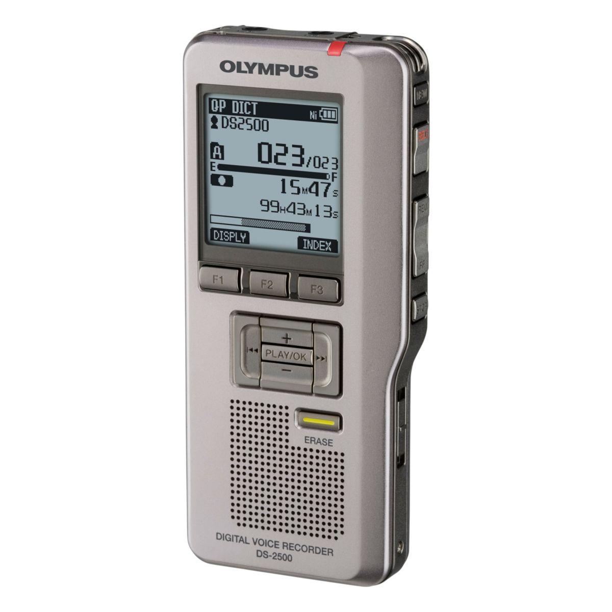 Dictaphone olympus ds-2500 - 2% de remise imm?diate avec le co...