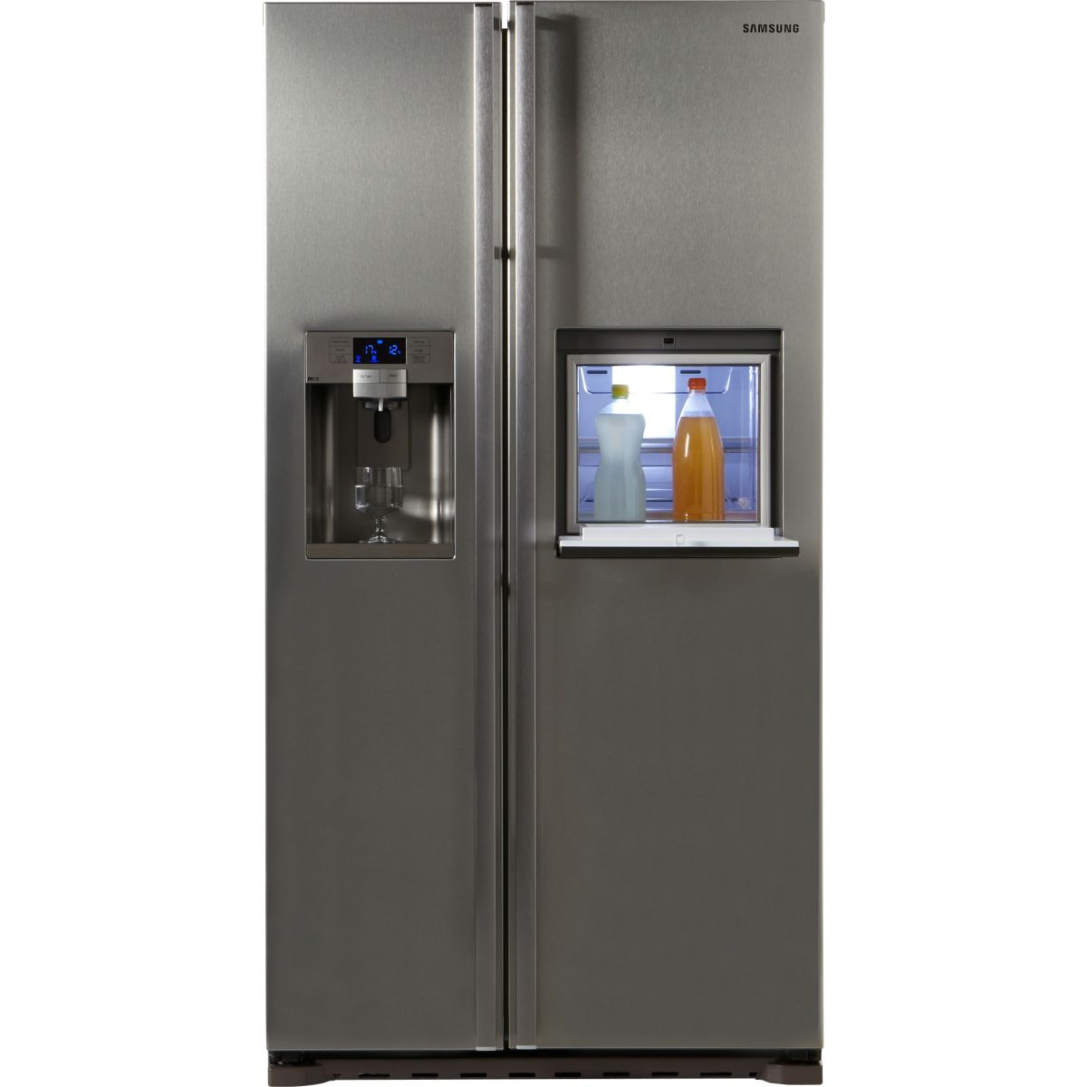 refrigerateur americain samsung rfg23uers buy samsung. Black Bedroom Furniture Sets. Home Design Ideas