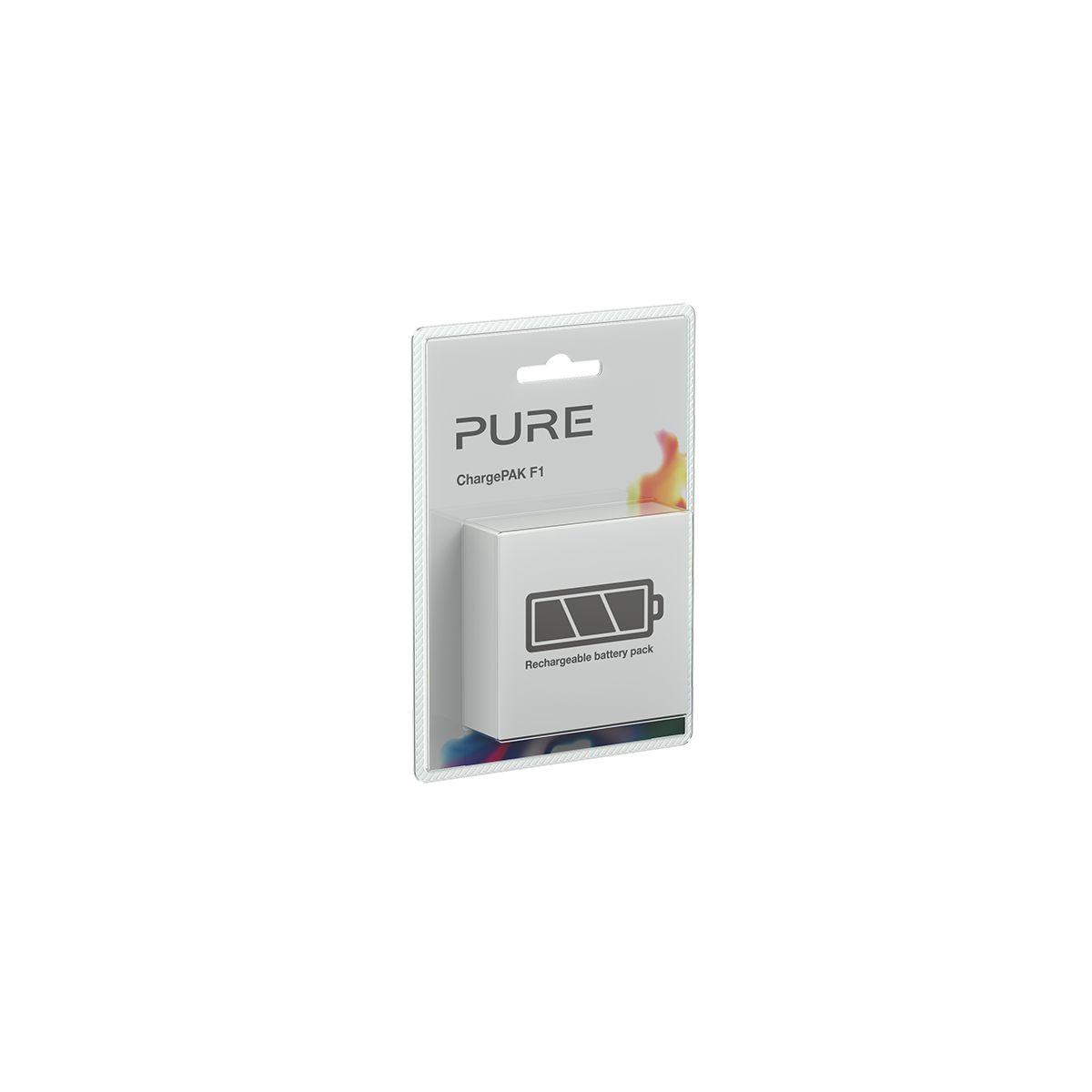 Batterie camescope pure chargepak f1 - 10% de remise imm�diate avec le code : fete10 (photo)
