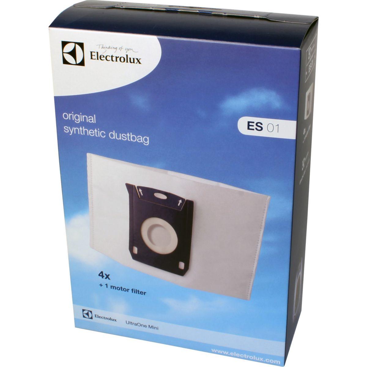 Sac aspirateur electrolux es01 pour ultra one mini - 20% de remise imm�diate avec le cod