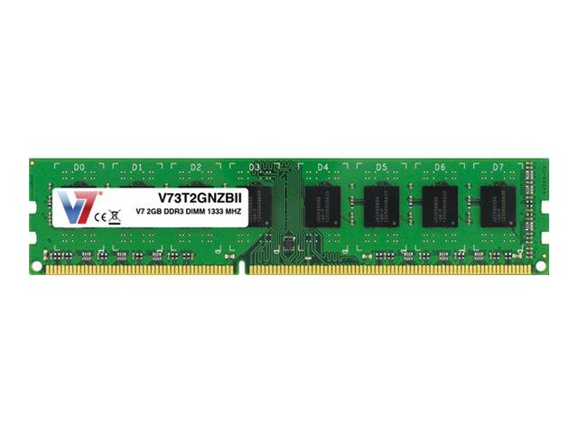 Barrette de mémoire ram v7 - 2 go - dimm - 240 broches