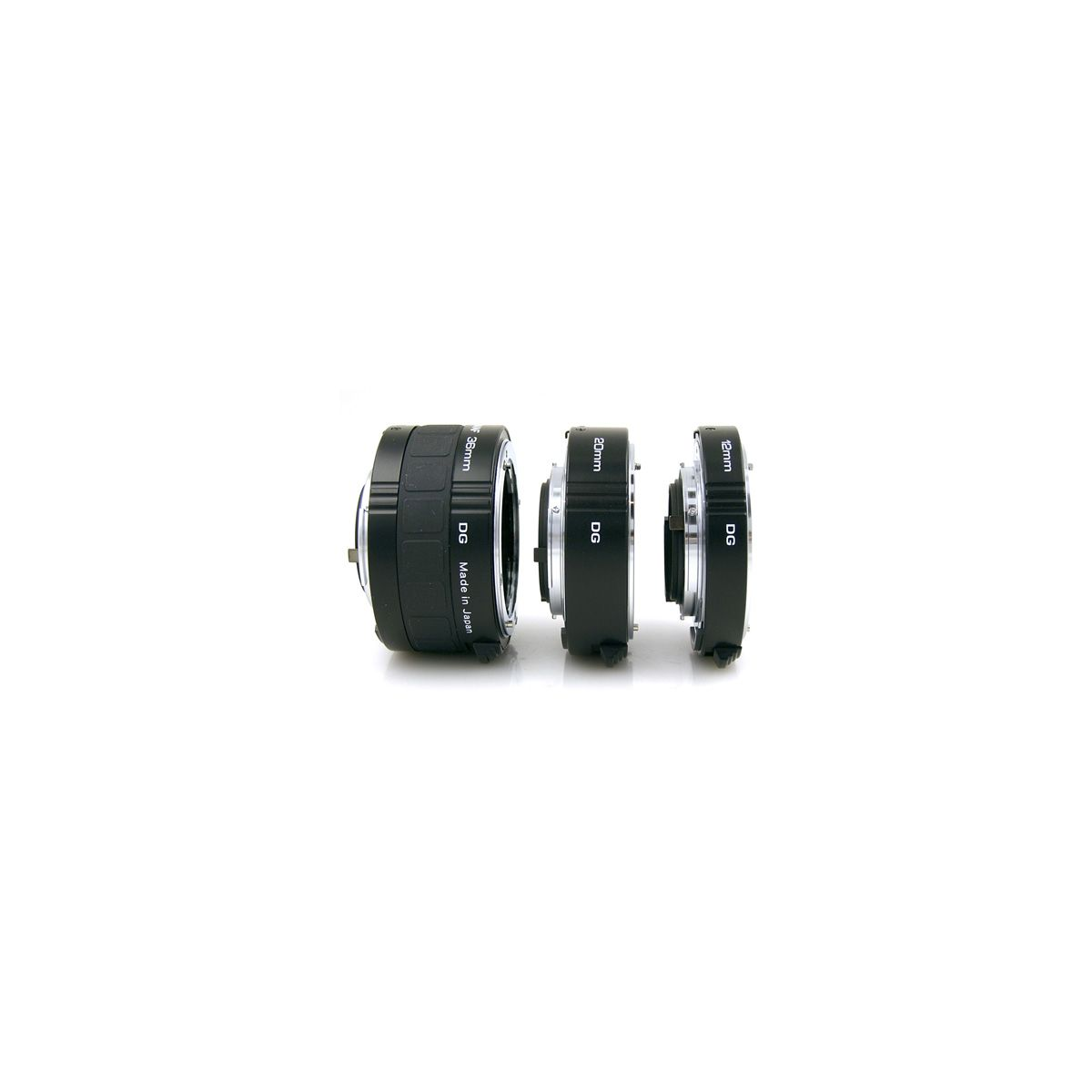 Bague kenko kit tubes allonges dg canon (photo)