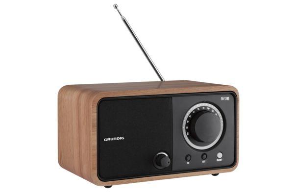 Radio analogique grundig tr 1200 ch?ne - 20% de remise imm?dia...