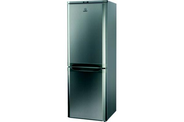 Réfrigérateur congélateur en bas indesit ncaa 55 nx - 2% de remise : code gam2
