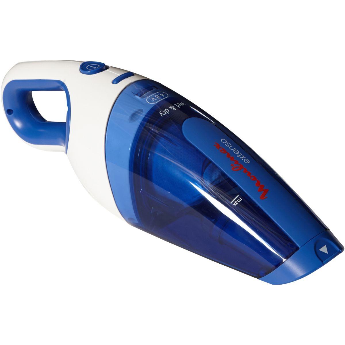 Aspirateur à main moulinex mx444101 extenso w&d - 3% de remise : code pam3