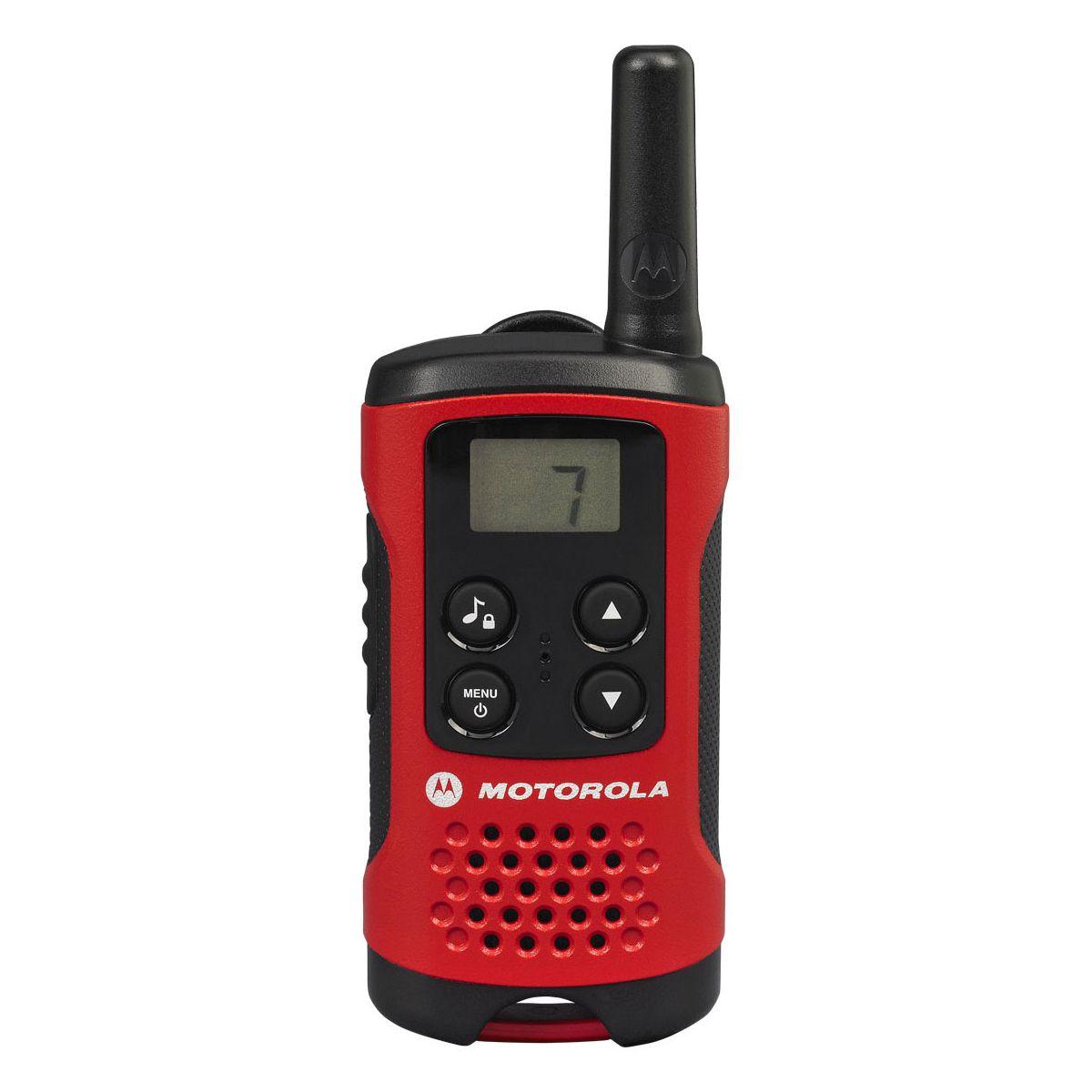 Talkie walkie motorola t40 (photo)