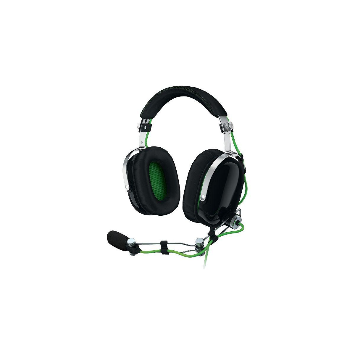 Casque micro gamer razer blackshark rz04-00720100-r - livraison offerte : code chronoff (photo)