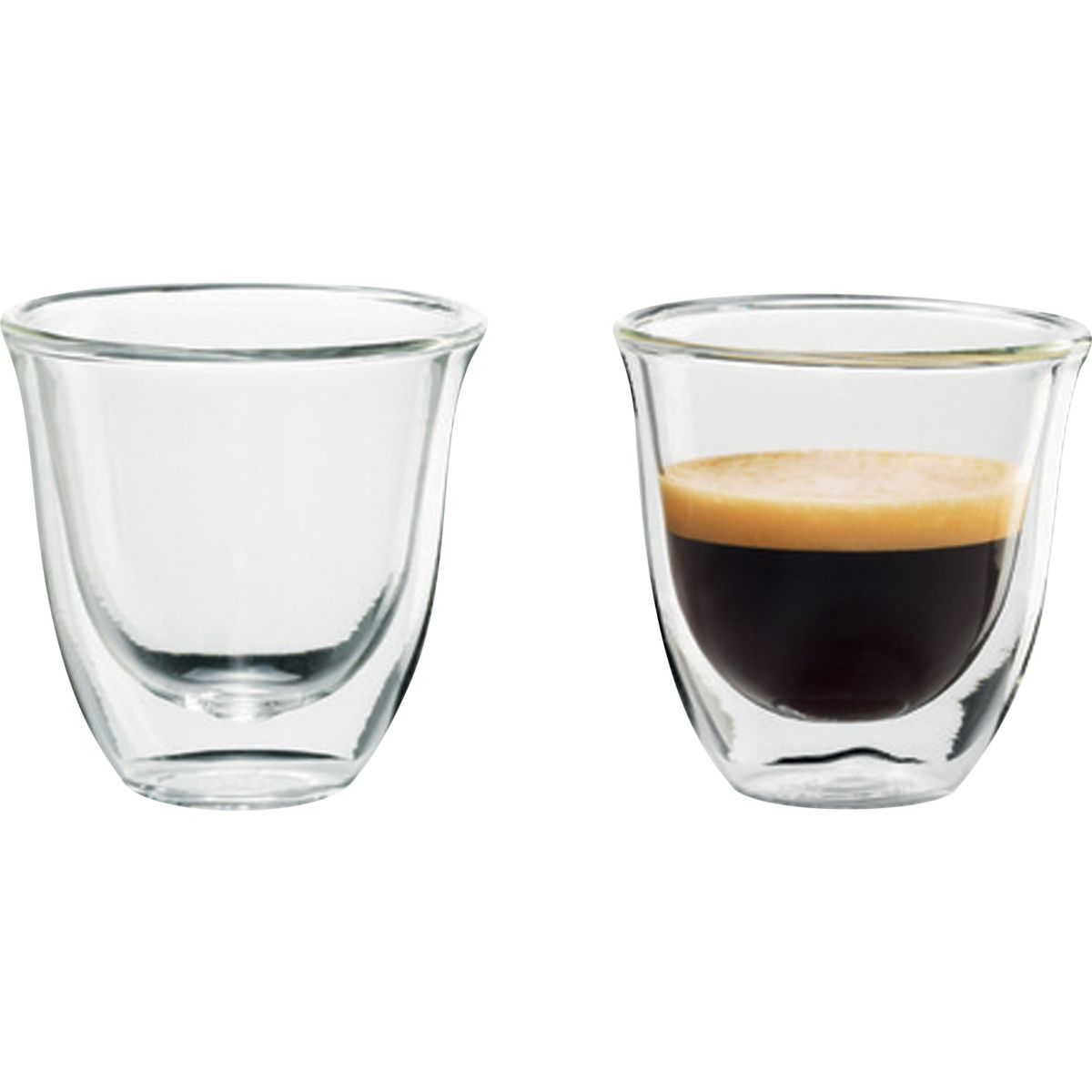 Tasse delonghi espresso lot 2 x60ml (photo)