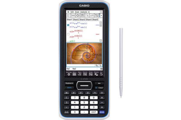 Calculatrice graphique casio fx-cp400+e - livraison offerte : code premium (photo)