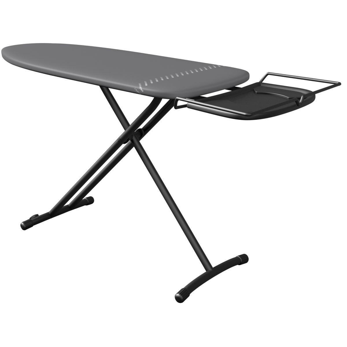 Table à repasser laurastar plusboard grise - produit coup de coeur webdistrib.com !