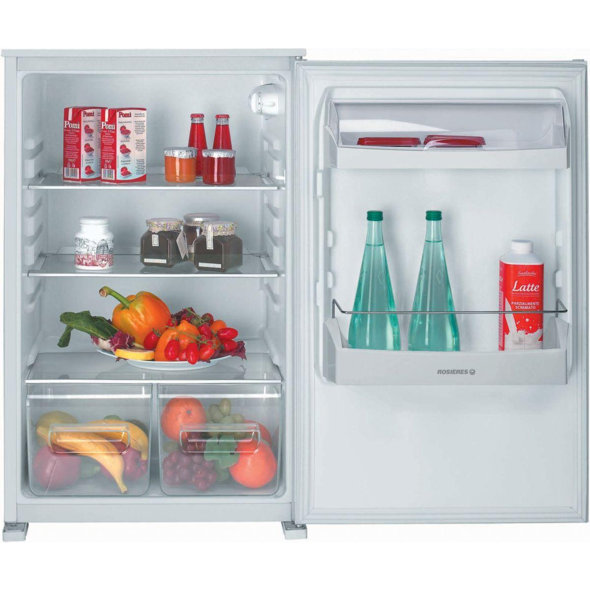 Réfrigérateur encastrable rosieres rblp170 - 10% de remise immédiate avec le code : cool10 (photo)