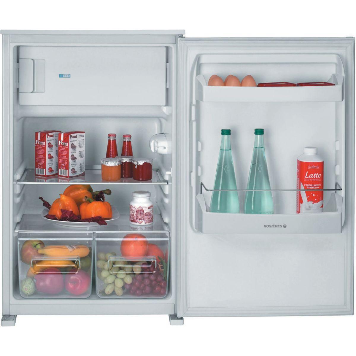 Réfrigérateur encastrable rosieres rbop174 - 10% de remise immédiate avec le code : cool10 (photo)
