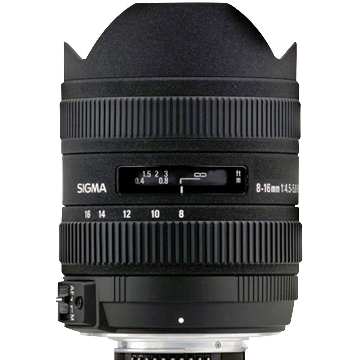 Objectif sigma 8-16mm f/4,5-5,6 dc hsm sony - soldes et bonnes affaires à prix imbattables