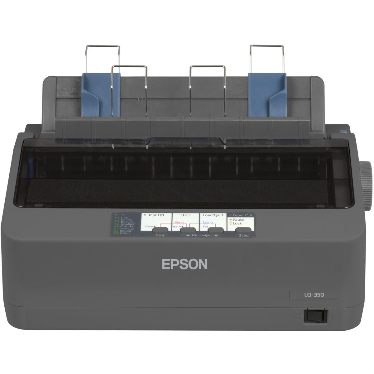Imprimante matricielle epson 24 aiguilles lq-350 - produit coup de coeur webdistrib.com !