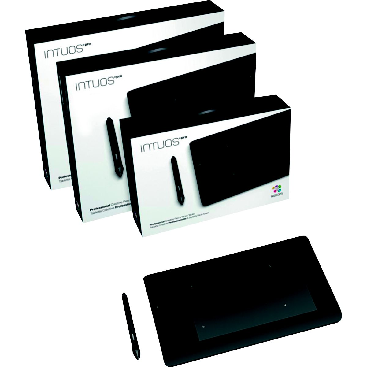 Tablette graphique wacom intuos pro medium – 5 € de remise : code cash5