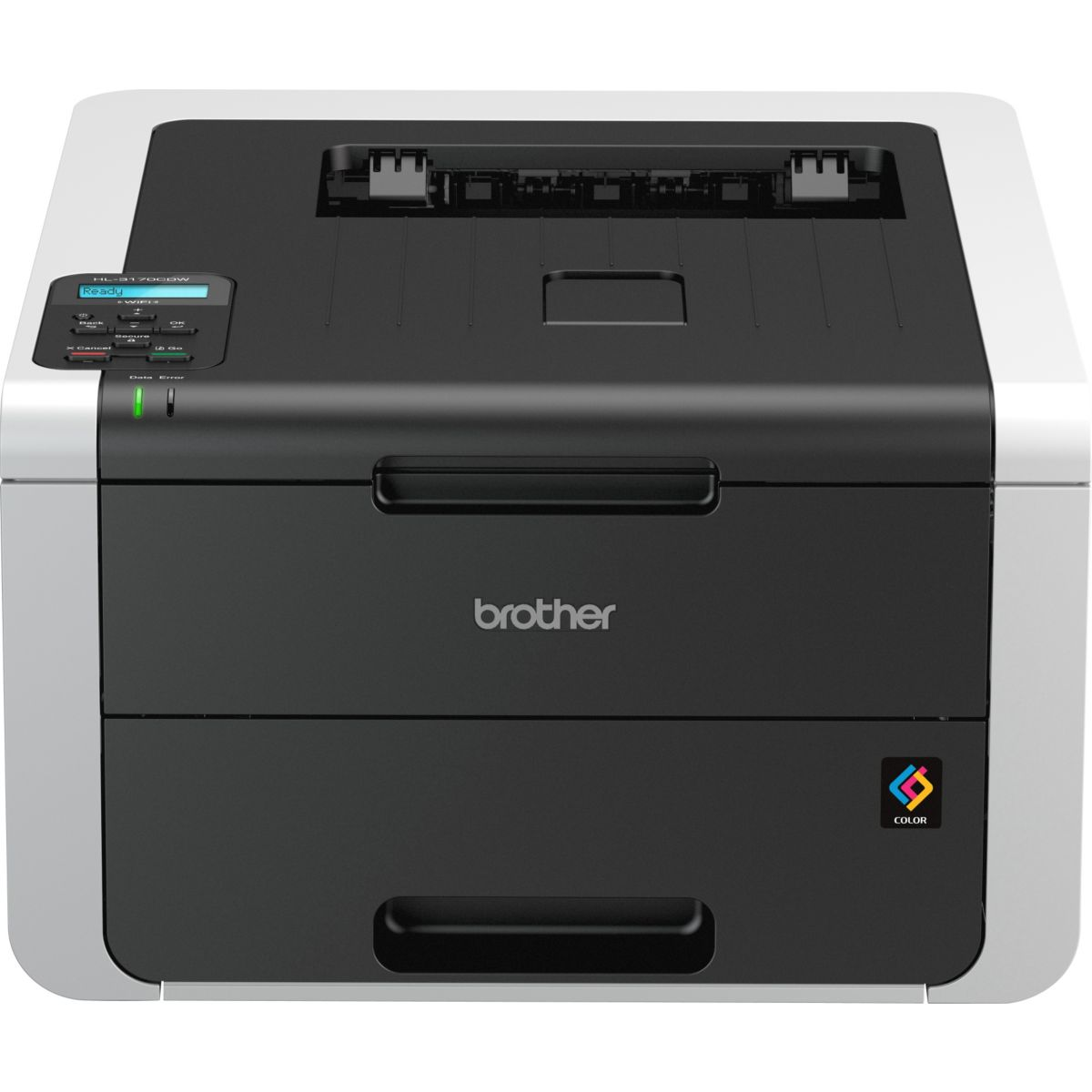 Imprimante monofonction laser couleur brother hl3170cdw (photo)