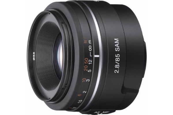 Objectif pour reflex sony 85mm f/2.8 - 10% de remise imm�diate avec le code : deal10