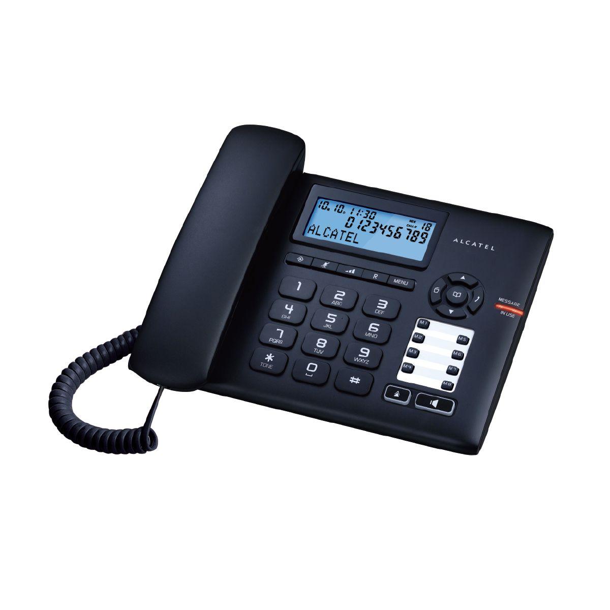 Téléphone filaire alcatel temporis 70 - 2% de remise immédiate avec le code : cool2 (photo)