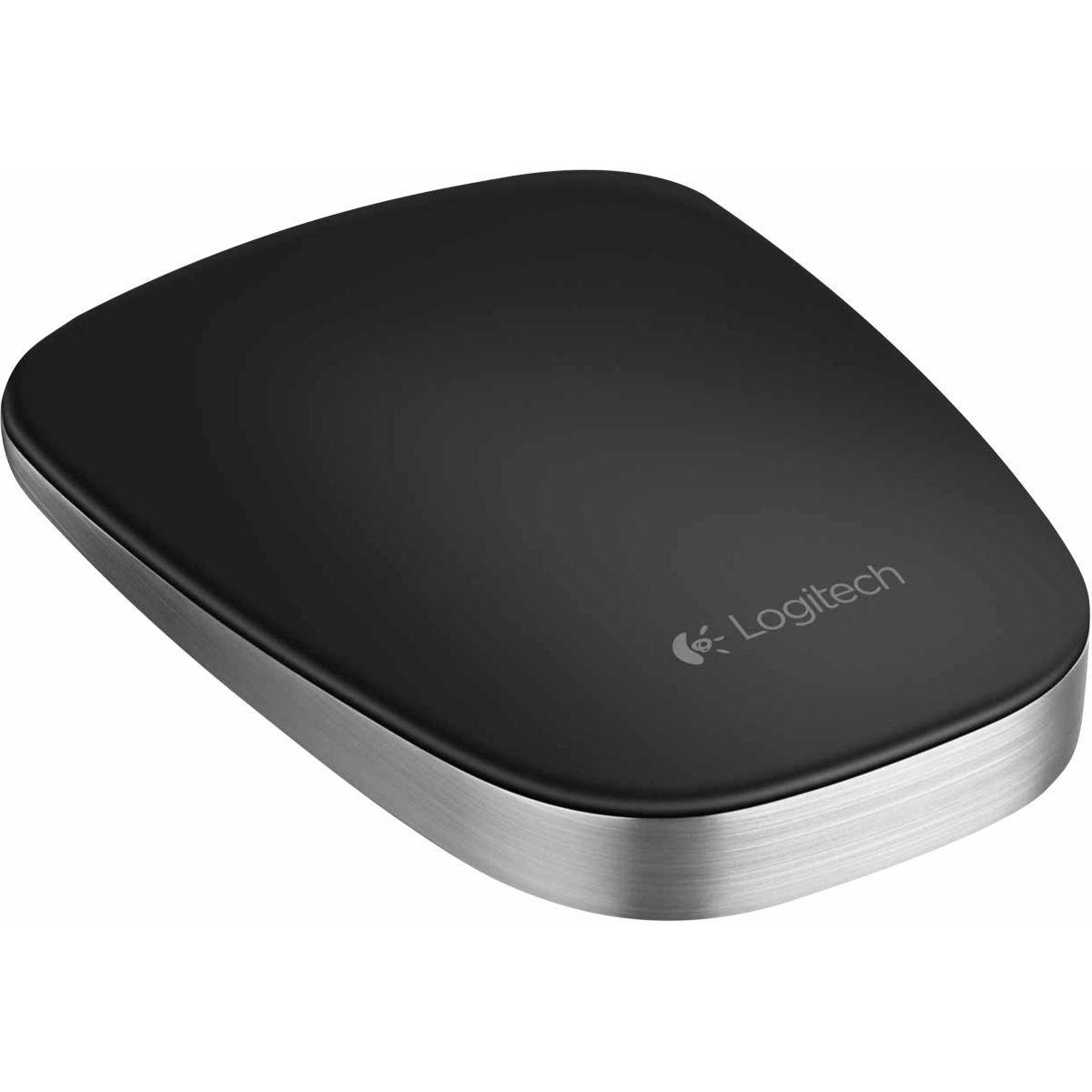 Souris sans fil logitech t630 ultra thin touch mouse - 3% de remise immédiate avec le code : multi3