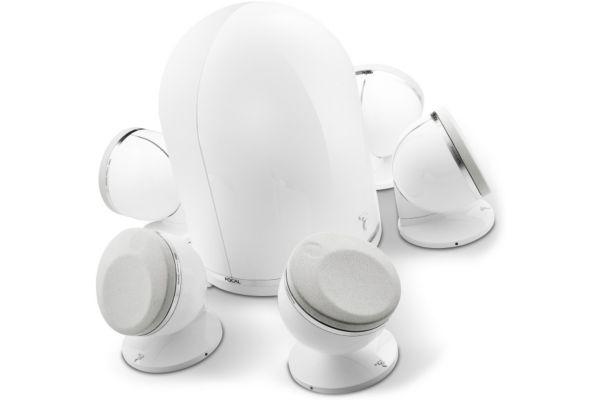 Pack enceintes focal dome 5.1 blanc 5 - livraison offerte : code livprem (photo)