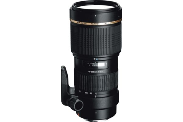 Objectif pour reflex tamron af 70-200mm f/2.8 di ld if macro sony