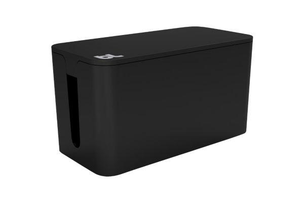 Cache câble bluelounge cablebox mini noir - 20% de remise immédiate avec le code : anniv20 (photo)