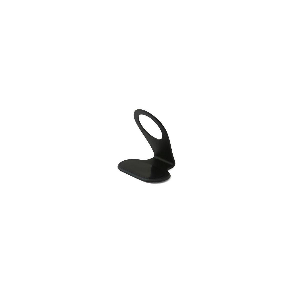 Support driinn porte-portable xl pliable noir (photo)
