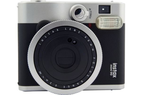 Appareil photo instantané fujifilm instax mini 90 noir - 5% de remise immédiate avec le code : cool5