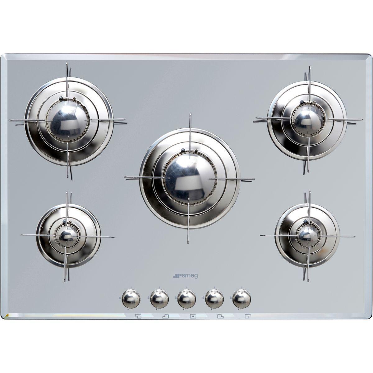 Table de cuisson gaz smeg ptv705es - 5% de remise : code gam5
