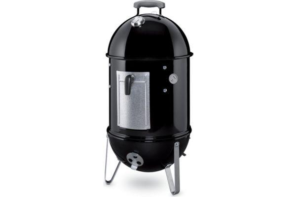 Fumoir weber smokey moutain cooker 37 cm black - livraison offerte : code livprem (photo)