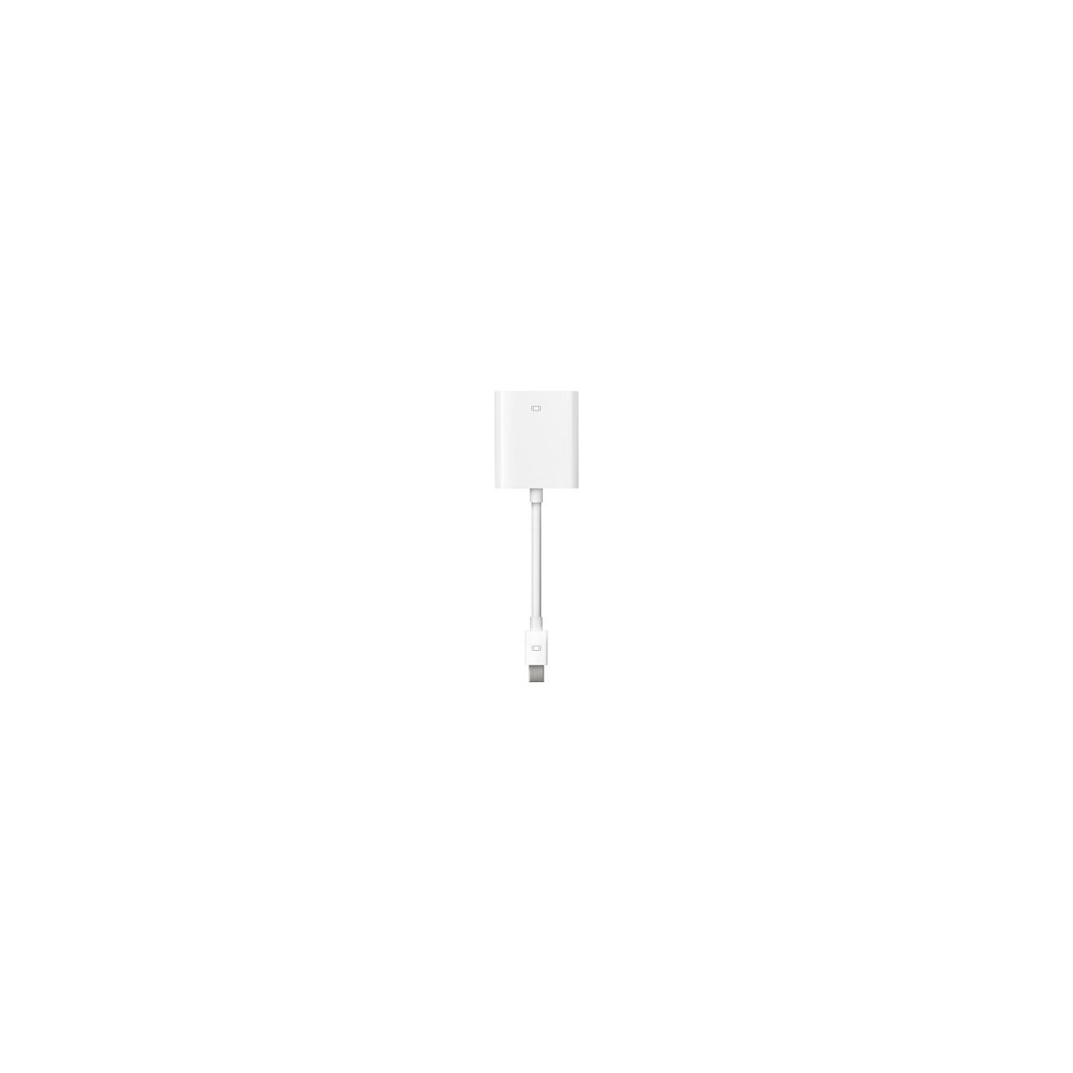Adaptateur apple mni display port vers v (photo)