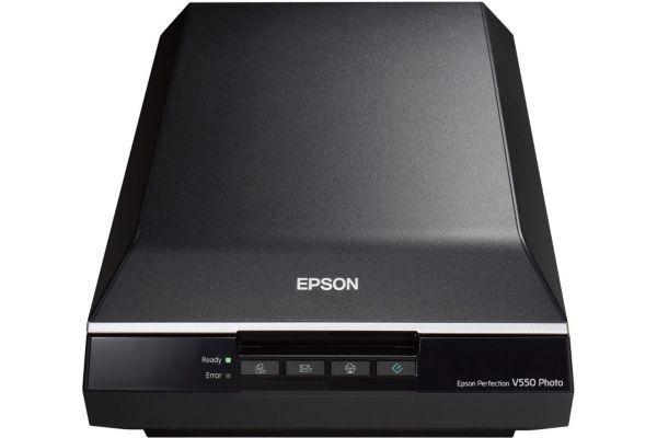 Scanner epson v550 - produit coup de coeur webdistrib.com ! (photo)
